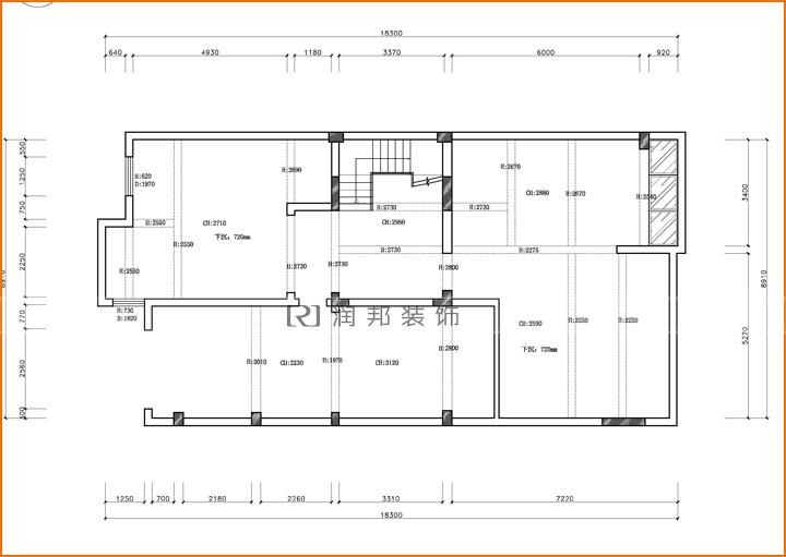 亚美利加550平方独栋别墅欧式风格