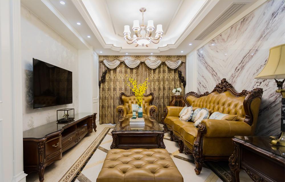 【润邦出品】金科米兰米兰洋房三室两厅低调奢华的美