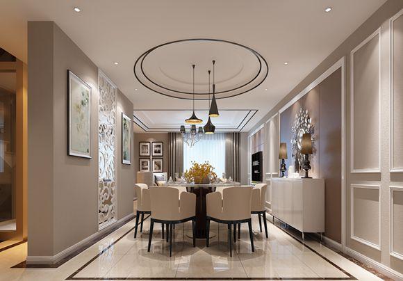 阿卡迪亚联排别墅500�O现代奢华风格
