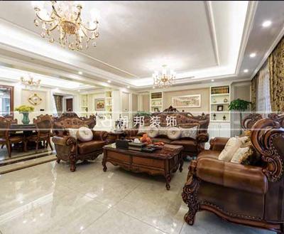 【阿卡迪亚】三室两厅大平层完工实景现场