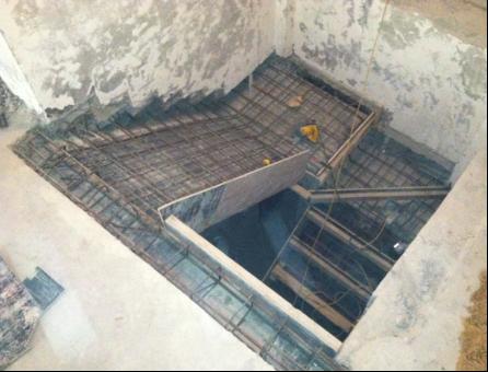 土建施工楼梯浇筑工艺规范