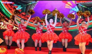 润邦装饰年会开场舞《中国范》